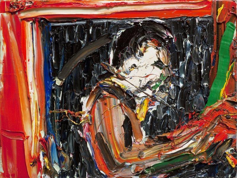 Alex KREMER - Pintura - Bus driver