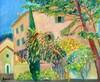 Robert SAVARY - Pittura - Mas en Provence