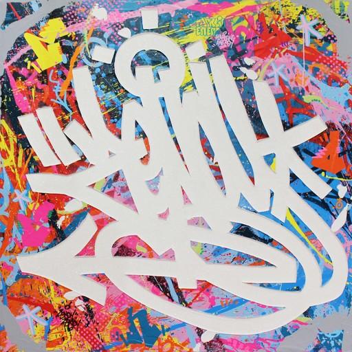 William PINÇON - Pintura - sparkling energy
