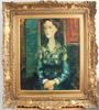 Levan URUSHADZE - Painting - Portrait # 22