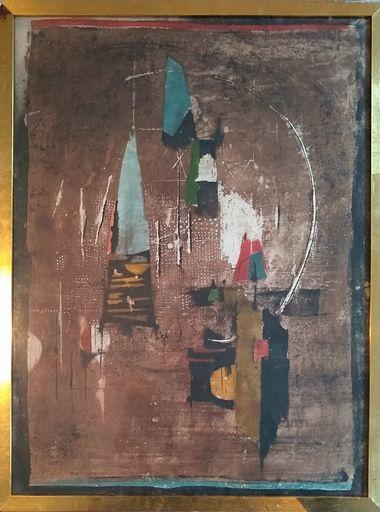 Johnny FRIEDLAENDER - Print-Multiple - Demi girouette