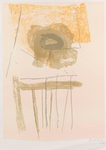 Robert MOTHERWELL - Print-Multiple - Chair