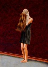 Erlend STEINER LOVISA - Painting - Aagje 2    (Cat N° 4022)