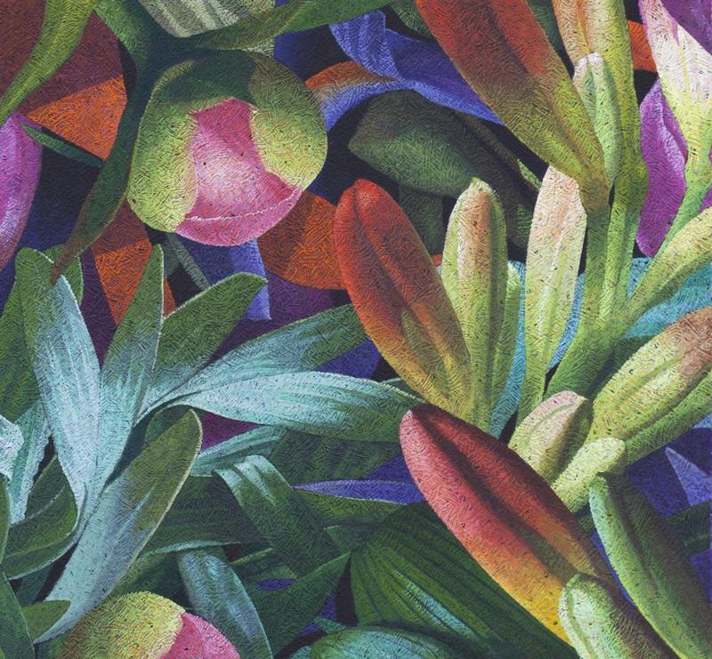 Yves CLERC - Peinture - N°381