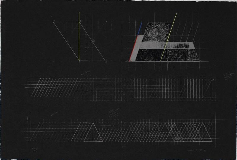 Walter VALENTINI - Grabado - Untitled
