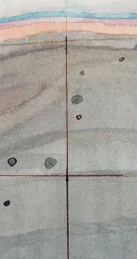 Mario PUCCIARELLI - Disegno Acquarello - 5+5+1
