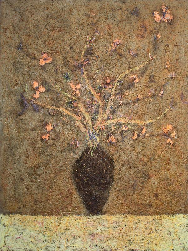 Frédéric COURAILLON - Peinture - Fleurs