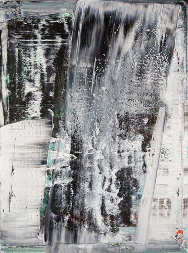 Harry James MOODY - Peinture - Abstract Zen No. 463