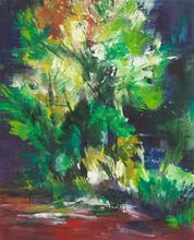 Bernd ZIMMER - Painting - Magic Tree II
