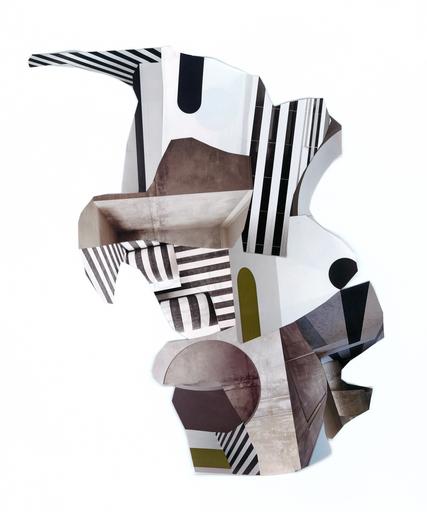 Gysin BROUKWEN - Sculpture-Volume - Silencio