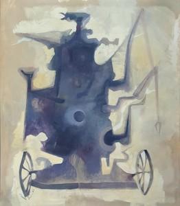 Angel ACOSTA LÉON - Pintura