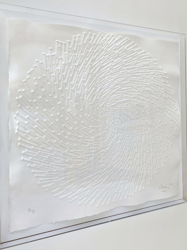 Günther UECKER - Print-Multiple - Spirale
