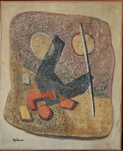 Jean VILLERI - Pintura - Abstraction