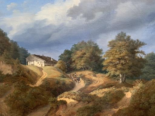 Kilian METZINGER - Peinture - Landschaft