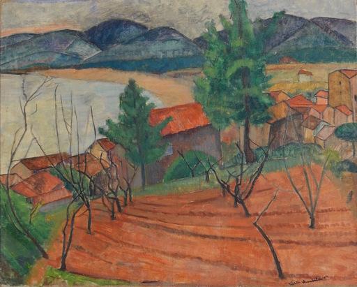 Judith CHAMBERLAIN - Painting