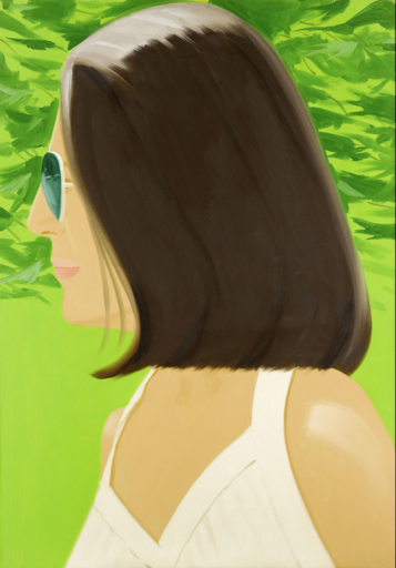 Alex KATZ - Grabado - Ada in Spain