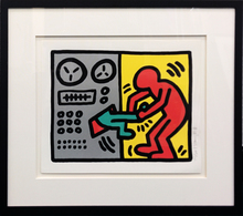 Keith HARING (1958-1990) - Pop Shop III (1)