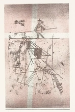Paul KLEE - Print-Multiple - Seiltänzer