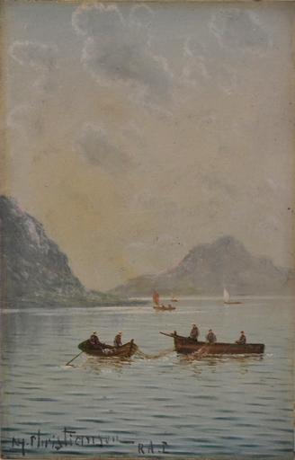Niels Hans CHRISTIANSEN - Pintura