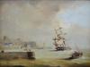 George I CHAMBERS - Painting - marine