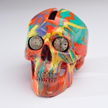 "Damien HIRST (1965) - ""The Hours"" Spin Skull"