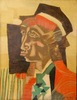 Reynold ARNOULD - Pintura - Le paysan au chapeau
