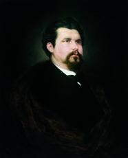 Carl WOHNLICH - Painting - König Ludwig II.