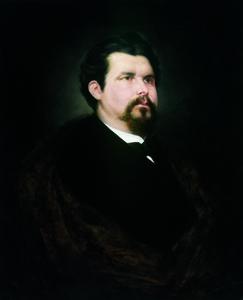 Carl WOHNLICH - Pintura - König Ludwig II.