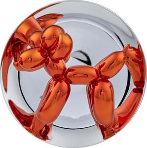 Jeff KOONS - Sculpture-Volume - Balloon Dog (Orange)