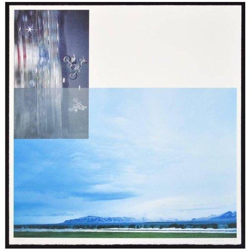 John BALDESSARI - Estampe-Multiple - John Baldessari Overlap Lithograph, Signed Edition