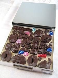 Stephen J. SHANABROOK - Escultura - Chocolate Box / Morgue