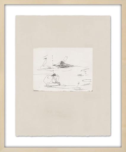 Joseph BEUYS - Print-Multiple - Intelligenz der Schwäne
