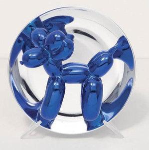Jeff KOONS - Scultura Volume - Balloon Dog (Blue)