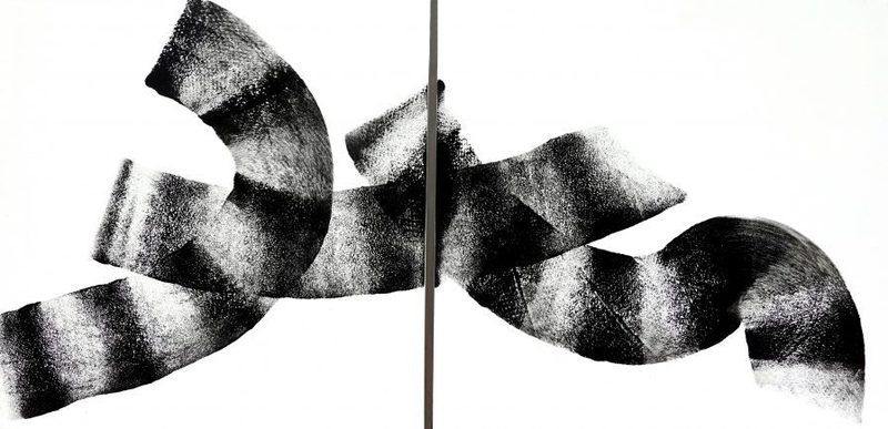 Newel HUNTER - Peinture - « Simple Pleasures » (Diptych)