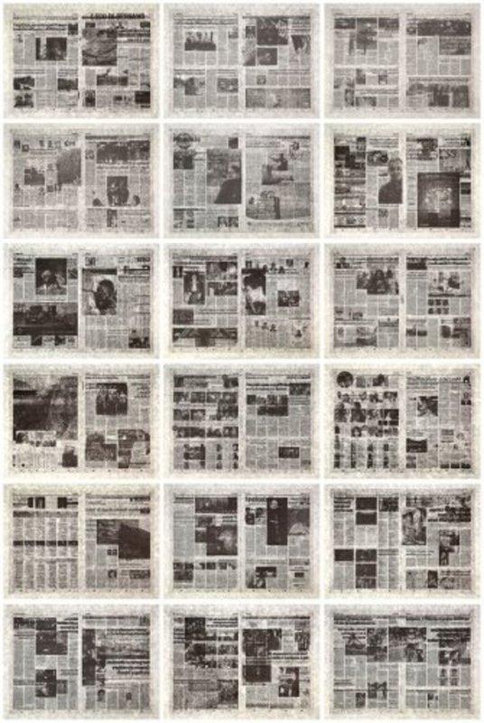 Jacob KASSAY - Stampa Multiplo - L'Eco di Bergamo