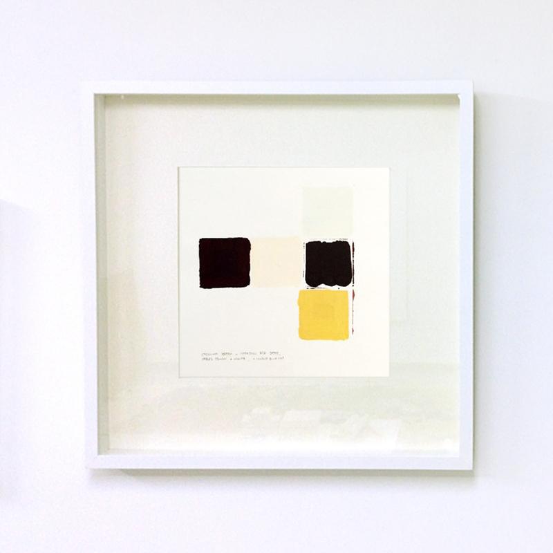 Miki WANIBUCHI - Painting - Untitled, Walking in Tenma Project #031/100