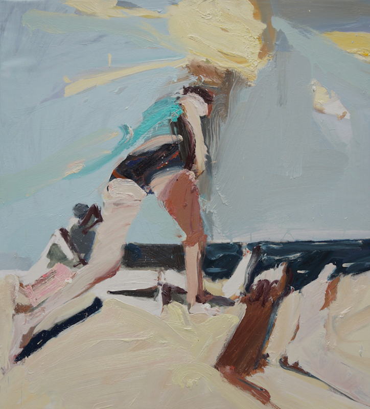 Vladimir SEMENSKIY - 绘画 - Sunstroke