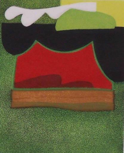 Bertrand DORNY - Grabado - 391