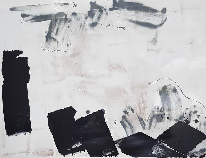 Ufan LEE - Print-Multiple - Dalla Memoria Di Una Citta #4
