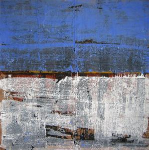 Alain BALLEREAU - Painting - Sans titre