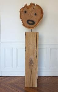 Gérard ZLOTYKAMIEN - Escultura - éphémère