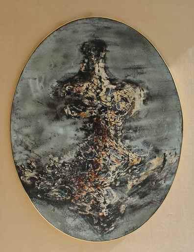 Jan BURSSENS - Pittura - Venus van Nagasaki
