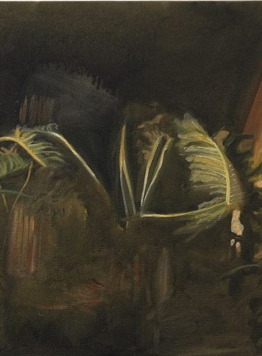 Clémence ARNOLD - Painting - « Nightlife I »