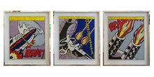 Roy LICHTENSTEIN - Print-Multiple - As I Opened The Fire