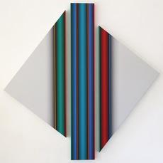 Dario PEREZ FLORES - Pittura - DYNAMIQUE CHROMATIQUE 571