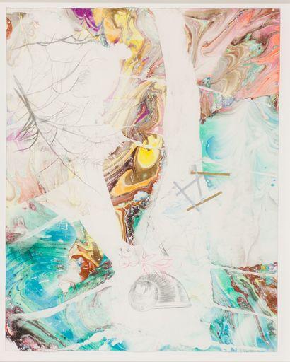 Nick MAUSS - Peinture - Senza titolo
