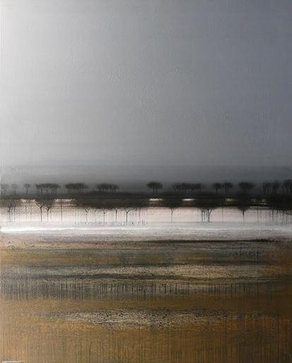 Paul BERGIGNAT - Gemälde -  Hier matin
