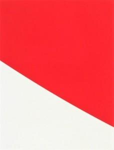 Ellsworth KELLY - Print-Multiple - Red Curve