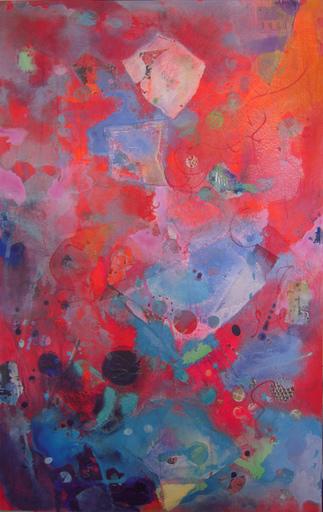Marie-Pierre AUTONNE - Peinture - Les Carpes Bleues