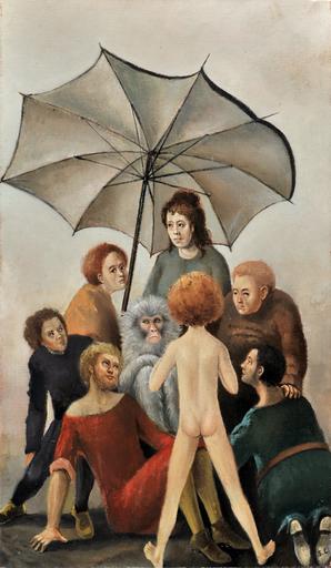 Stanislas LEPRI - Pintura - le fils prodigue